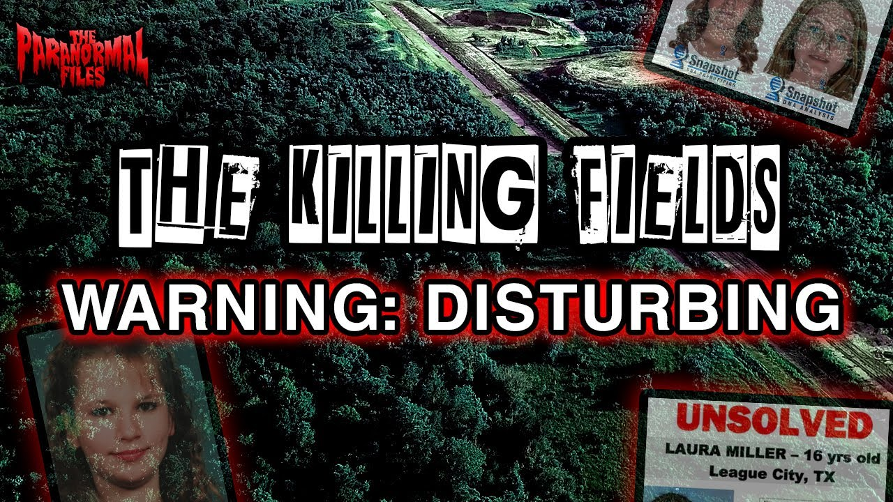 Download THE Haunted TEXAS KILLING FIELDS: A Real Life NIGHTMARE (DON'T GO HERE)   The Paranormal Files