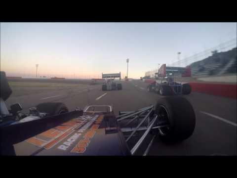 Super Modified A Heat 9-24 I25 Speedway - Rich Castor Racing