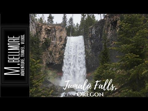 🌲🏔Tumalo Falls Adventure⎮Bend, Oregon⎮VLOG #13