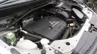 Запуск ДВС 4B12 Mitsubishi Outlander CW5W [Lan01]