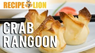 How to Make: Crab Rangoon