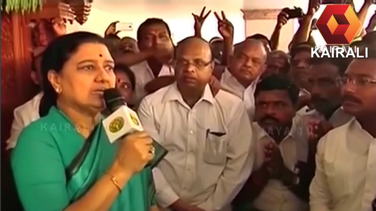 Former DIG Roopa Submits Video Evidence Against Sasikala