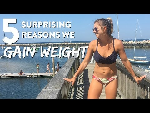 Surprising Stuff That Cause You To Put On Weight