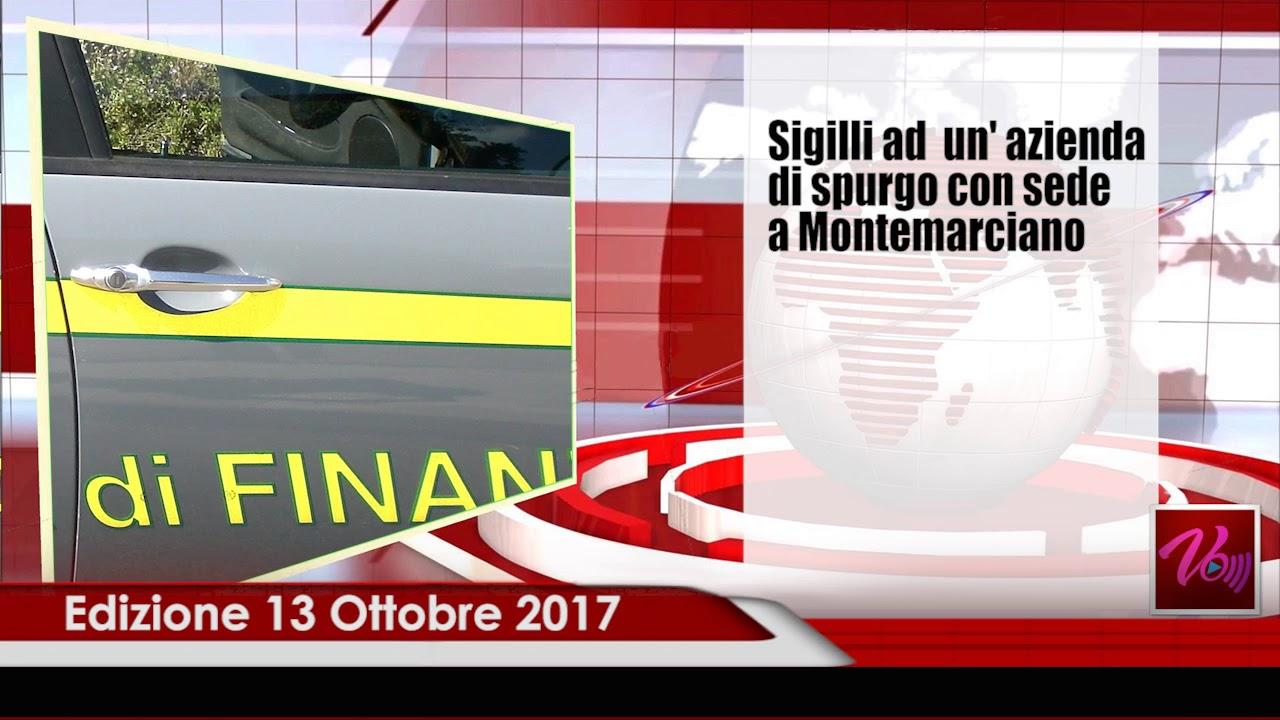 Notizie Senigallia WebTv del 16 10 17