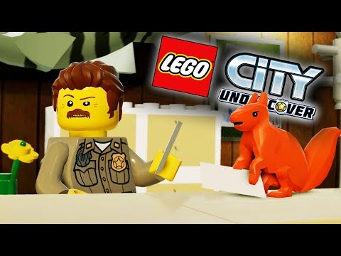 Lego City Undercover Game | FARMING PIGGIES! | Lego City Undercover HD Gameplay - Chapter 9