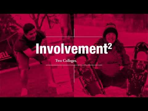 Involvement² | College of Saint Benedict and Saint John's University