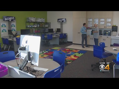 McKinley-Thatcher Elementary School Shows Off $5 Million In Improvements