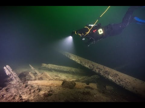 Divers find centuries-old shipwrecks in the Baltic Sea
