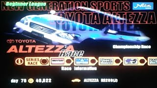 Gran Turismo 3: A-Spec - Part #16 - Altezza Race (Beginner)