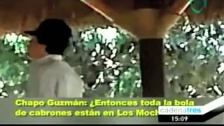 Repeat youtube video Divulgan un presunto interrogatorio de El Chapo Guzmán a un secuestrado