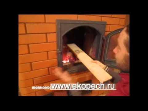 видео: Как построить небольшую печь с супертопкой. обзор