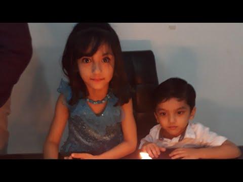 My 6th birthday in urdu/hindi |Pakistani kids vlog