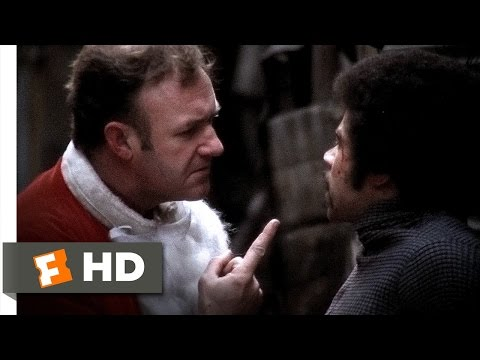 The French Connection (1/5) Movie CLIP - Bad Santa (1971) HD