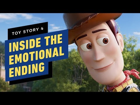 Why Toy Story 4 Had to End That Way