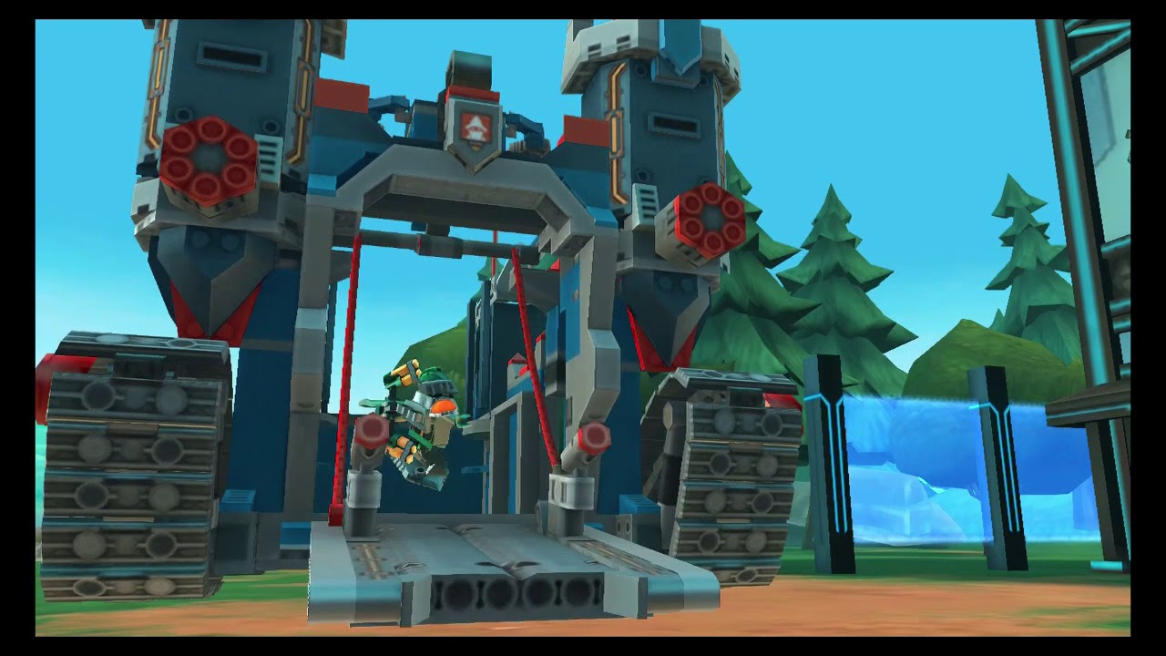 nexo knights merlok 2 0 part 1