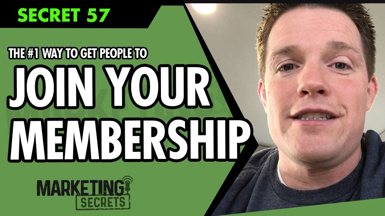 The #1 Way To Get Thousands Of People To Join Your Membership Site Fast
