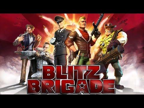 Blitz Brigade - Online FPS fun Android Gameplay - 동영상