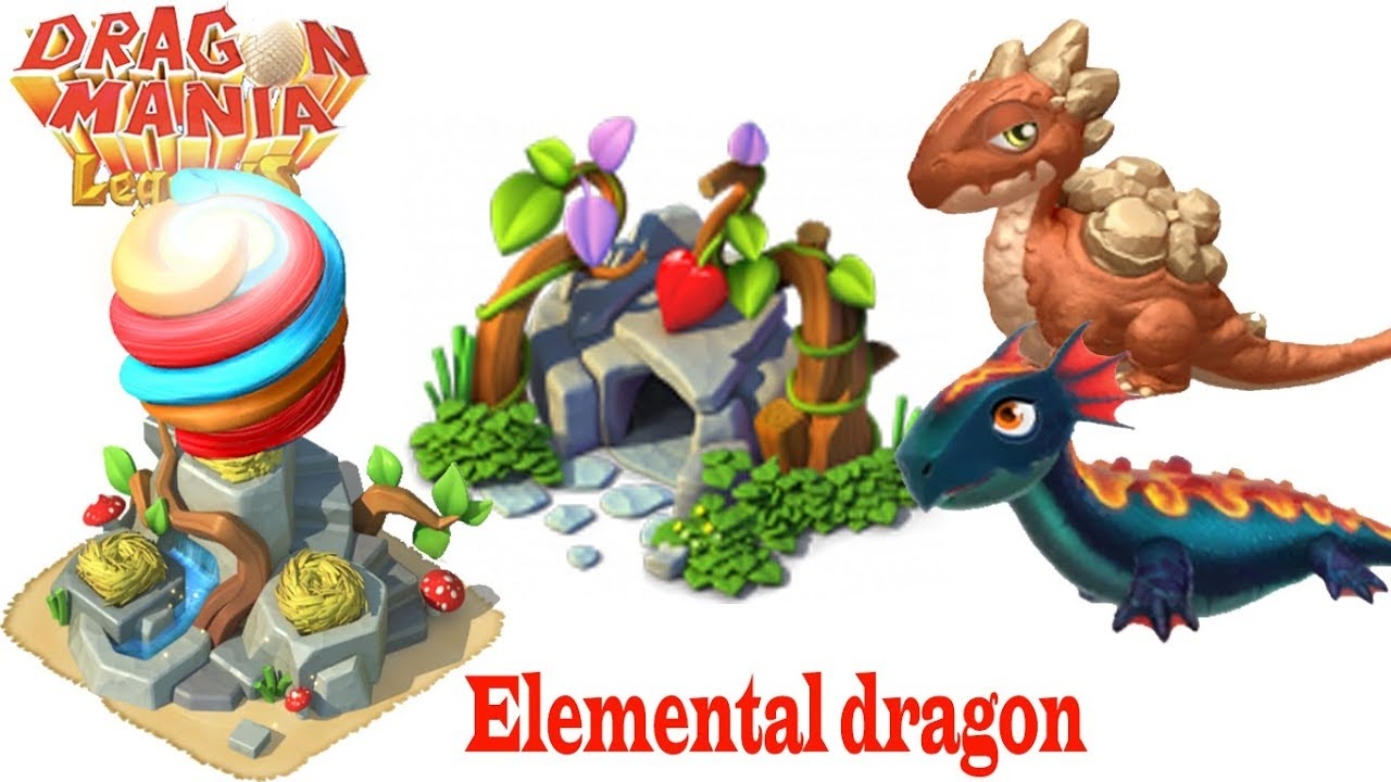 how to breed elemental