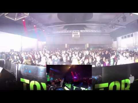 Toxicator 2015 @ Sutura (Full Video Set )