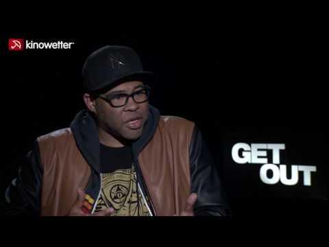 Interview Jordan Peele GET OUT