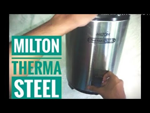 MILTON THERMAL STEEL STELLAR 10 LITRE ||technical talks