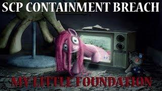 SCP CONTAINMENT BREACH   My Little Pony Mod   RAPE! [+DOWNLOAD]