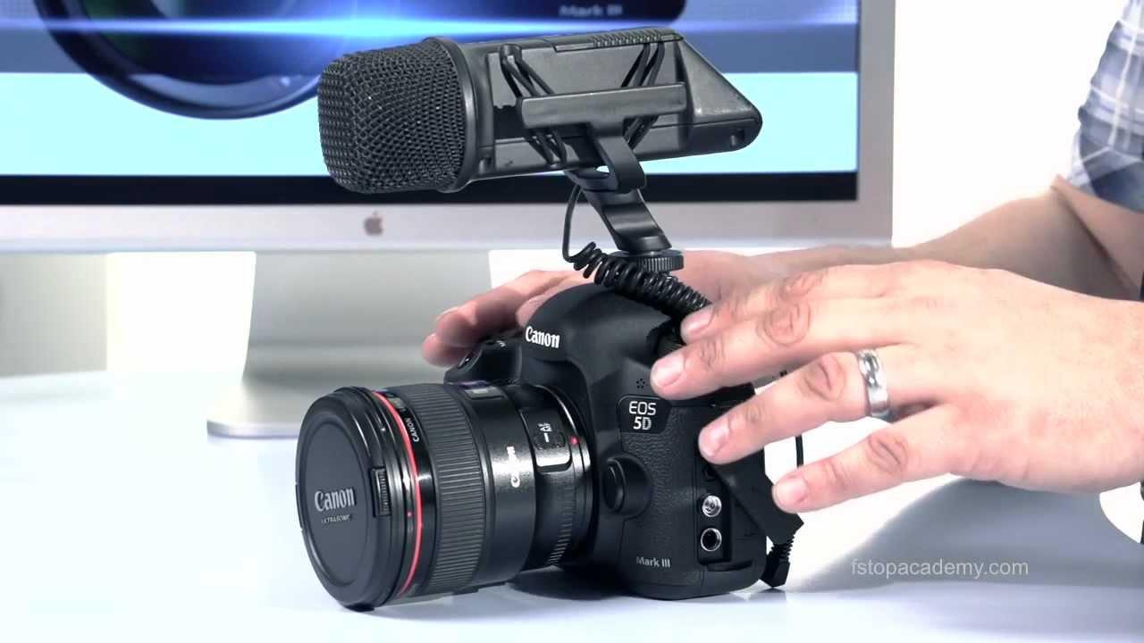 Canon mark ii video settings.