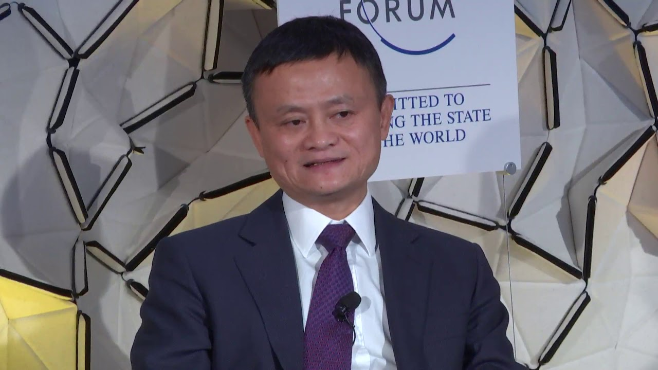 Davos 2019 Meet The Leader With Alibaba Executive Chairman Jack Ma