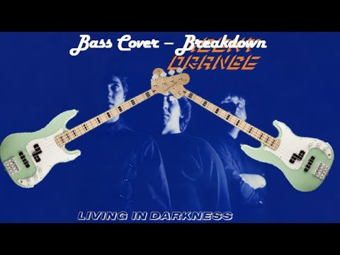 "Bass Cover - Agent Orange's ""Breakdown"""