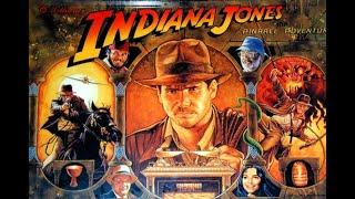 Future Pinball  - Indiana Jones Pinball Adventure Gameplay