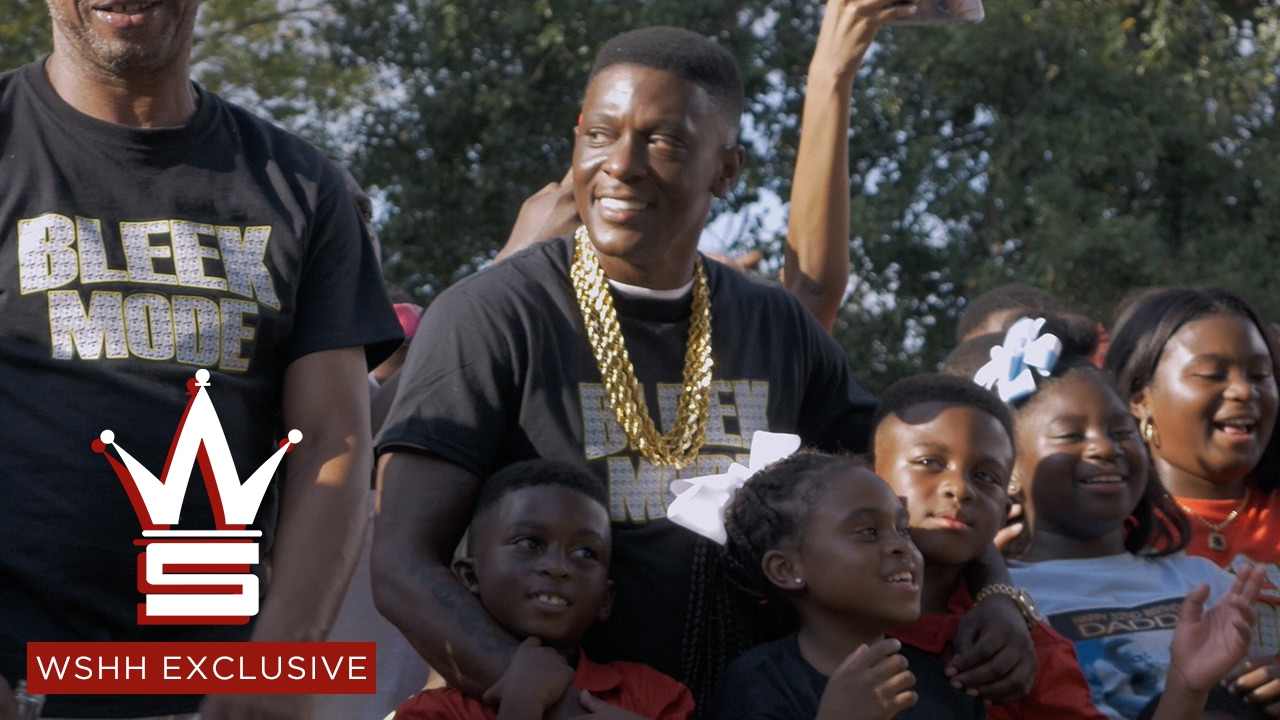 Boosie Badazz - Crabs In A Bucket