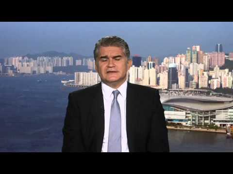 Andrew Economos of JP Morgan Asset Management expects to see better news out of India s...