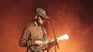 "Mandolin Orange Band Live Song ""Wildfire"" 2019 Tour Shoe Union Transfer Concert Lyrics"
