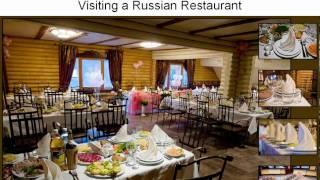 Russian Lesson - Russian Cuisine
