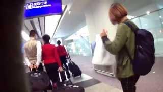 香港旅行者必見 飛行機を降りてからイミグレ通過まで(e道)
