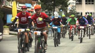 PERSKINDOL SWISS EPIC 2014 Stage 3