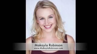 Makayla McIntosh Musical Theater Reel