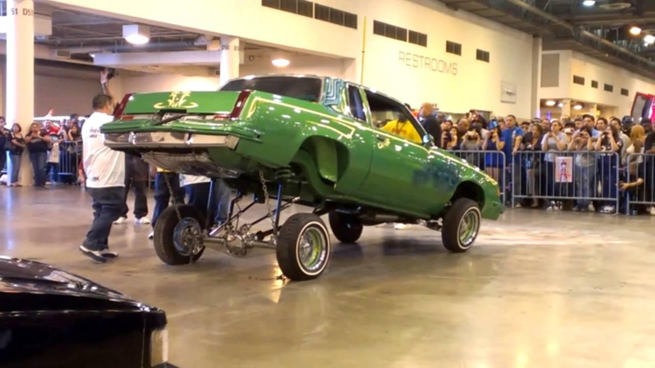 Lowrider Car Show Videos