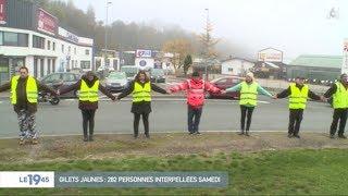 [Zap Actu] Mouvement des gilets jaunes : Blocages, réactions politiques (18/11/18)