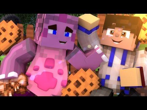 ЛУНТИК СВАЛИЛСЯ С ЛУНЫ В МАЙНКРАФТЕ! ЛУНТИК В MINECRAFT! МУЛЬТИКИ В МАЙНКРАФТ - Видео из Майнкрафт (Minecraft)