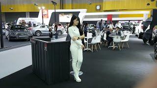 Fast auto show Thailand 2017 ชมรถภายในงาน