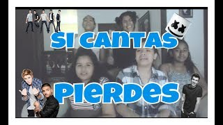 si cantas y bailas pierdes cool mix