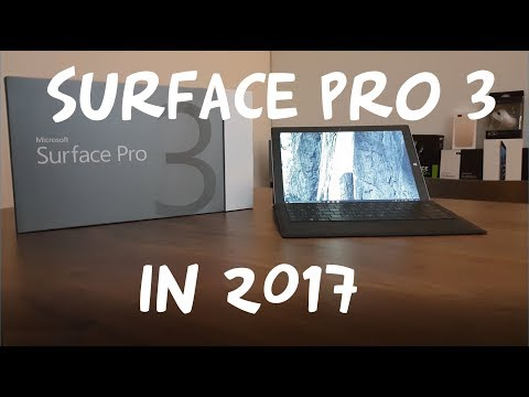 Surface Pro 3 - Still good in 2017?