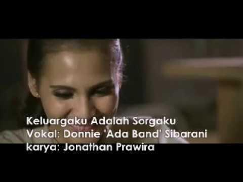 KELUARGAKU ADALAH SORGAKU - Donnie Ada Band Sibarani (karya Jonathan Prawira)