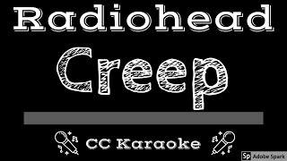 Radiohead • Creep (CC) [Karaoke Instrumental Lyrics]