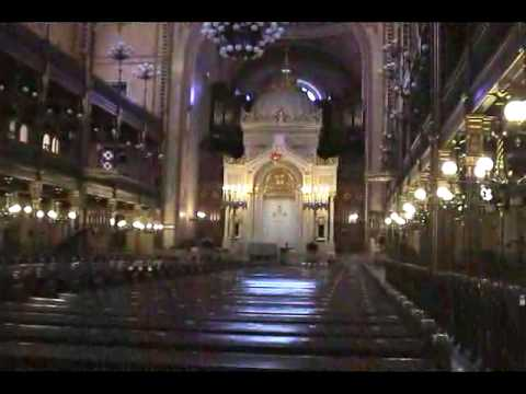 GREAT SYNAGOGUE OF BUDAPEST (Dohány Synagogue} PART 1