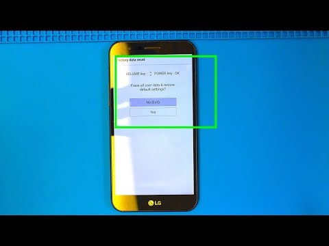 LG Stylo 3 Hard Reset - How To Remove Password