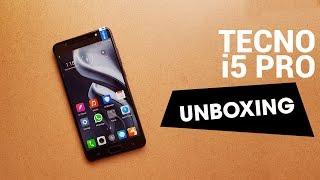 Tecno i5 Pro | Unboxing, First Impression and Camera Review