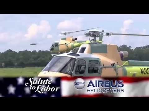 Salute to Labor at Airbus Helicopters Inc. MS Facility