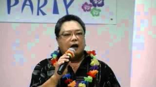 Jhun Macatangay's Karaoke video